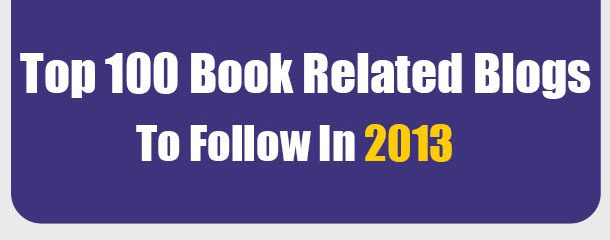 Top 100 Book related blogs to follow