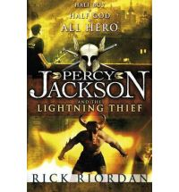 percy jackson and the lightning thick riordan Dinner parties and Rick Riordans The Lost Hero