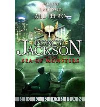 percy jackson rick riordan2 Dinner parties and Rick Riordans The Lost Hero