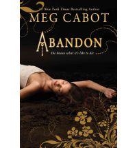 abandon meg cabot Book List: young adult books about Greek mythology