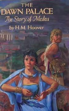 dawn palace h m hoover Book List: young adult books about Greek mythology