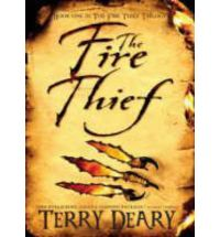 fire thief deary Book List: young adult books about Greek mythology