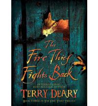 fire thief fights back Book List: young adult books about Greek mythology