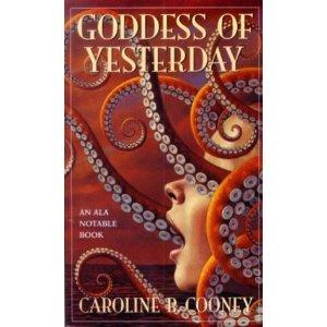 goddess of yesterday caroline b cooney Book List: young adult books about Greek mythology