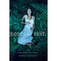 goddess test aimee carter Book Giveaway: The Goddess Test by Amy Carter (ends tomorrow night!)