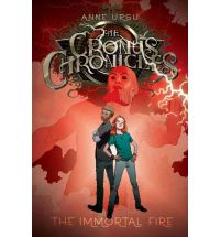 immortal fire Book List: young adult books about Greek mythology