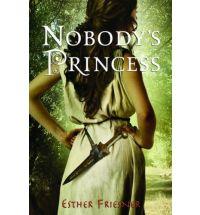 nobodys princess esther friesner Book List: young adult books about Greek mythology