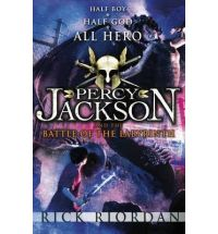 percy jackson and the battle of the labyrinth1 Dinner parties and Rick Riordans The Lost Hero