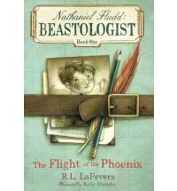 nathaniel fludd beastologist 1 Review: Theodosia and the Staff of Osiris by RL LaFevers