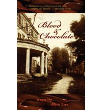 Blood Chocolate by Mark Zero Book List: novels about chocolate