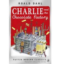 charlie and the chocolate factory Book List: novels about chocolate