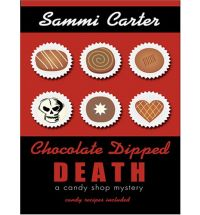 chocolate dipped death Book List: novels about chocolate