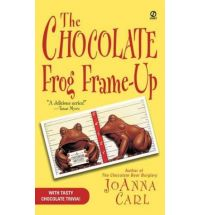 chocolate frog frame up carl Book List: novels about chocolate