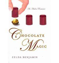 chocolate magic benjamin Book List: novels about chocolate