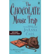 chocolate mousetrap joanna carl Book List: novels about chocolate
