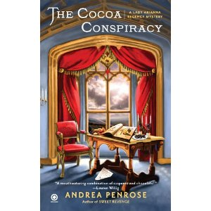 cocoa conspiracy Book List: novels about chocolate