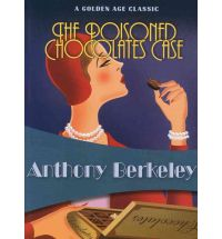 poisoned chocolates case Book List: novels about chocolate