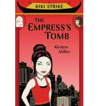 the empresss tomb miller Book List: young adult books about spies