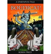 boudicat price Review: I am Spartapuss by Robin Price