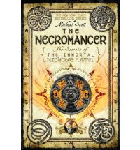 necromancer michael scott Book Review: The Necromancer by Michael Scott