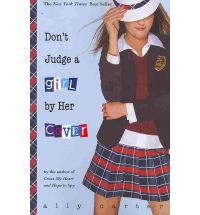 ally carter dont judge a girl by her cover List: books set in boarding schools