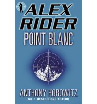 point blank alex rider Book List: young adult books about spies