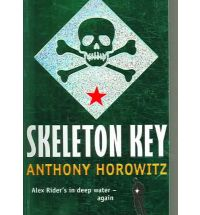 skeleton key horowitz Book List: young adult books about spies
