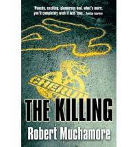 the killing muchamore Book List: young adult books about spies