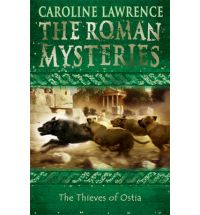 thieves of ostia caroline lawrence Book List: Young adult books set in Ancient Rome