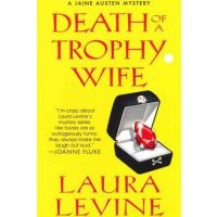 Book Review: Death of a Trophy Wife by Laura Levine