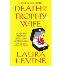 death of a trophy wife Book Review: Death of a Trophy Wife by Laura Levine