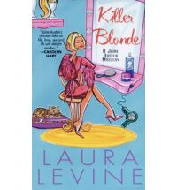 killer blonde laura levine Book Review: Death of a Trophy Wife by Laura Levine