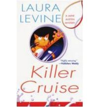 killer cruise laura levine Book Review: Death of a Trophy Wife by Laura Levine