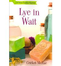 lye in wait cricket mcrae Book Review: Lye in Wait by Cricket McRae