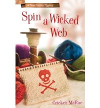 spin a wicked web cricket mcrae Book Review: Lye in Wait by Cricket McRae