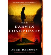 darwin conspiracy darnton Book list: novels about Charles Darwin