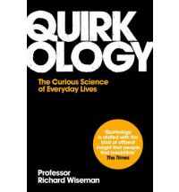 Quirkology by Richard Wiseman Review: The Luck Factor by Richard Wiseman