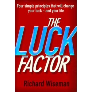 The Luck Factor by Richard Wiseman Review: The Luck Factor by Richard Wiseman