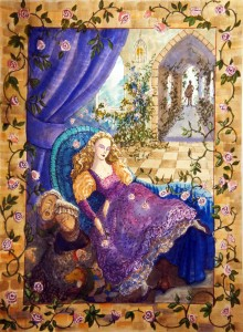 sleepingbeautychristmaspress 220x300 Christmas Press heralds a return to traditional picture book publishing in Australia